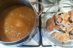 Příprava receptu Španělské ptáčky s jasmínovou rýží, krok 11