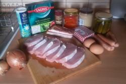 Příprava receptu Španělské ptáčky s jasmínovou rýží, krok 1