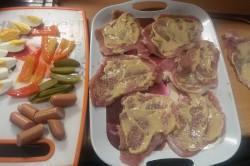 Příprava receptu Španělské ptáčky s jasmínovou rýží, krok 3