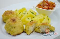 Příprava receptu Květák pečený v sýrovém těstíčku, krok 6