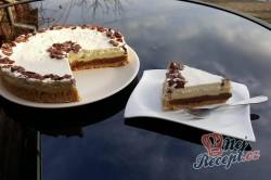 Příprava receptu Fenomenální nepečený čokoládový dort, krok 2