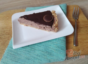 Recept Toffifee cheesecake