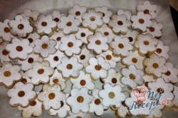 Příprava receptu Vánoční pečivo plněné marmeládou, krok 2