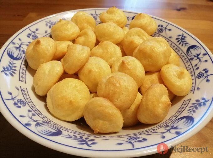 Recept Nadýchané sýrové kuličky