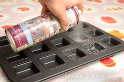 Příprava receptu Sladké košíčky plněné mascarpone krémem, krok 3