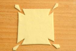 Příprava receptu Sladké košíčky plněné mascarpone krémem, krok 2