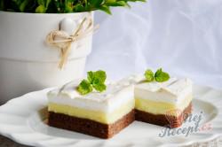 Příprava receptu Skvělý pudinkový tvaroháček, krok 6