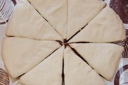 Příprava receptu Sladké snídaňové pečivo, krok 1
