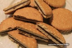 Příprava receptu Falešný metrový koláč (bez pečení), krok 2