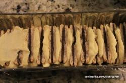 Příprava receptu Falešný metrový koláč (bez pečení), krok 3