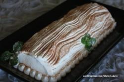 Příprava receptu Falešný metrový koláč (bez pečení), krok 5