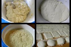 Příprava receptu Švestkové koule z tvarohového těsta, krok 2