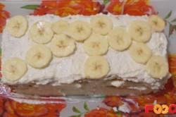Příprava receptu Tvarohový dezert pro líné hospodyňky, krok 4