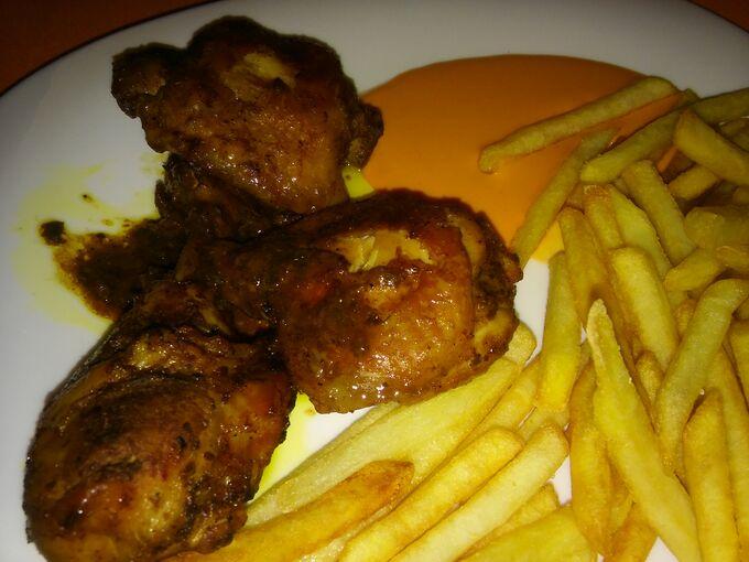 Recept Marinované kuřecí kousky