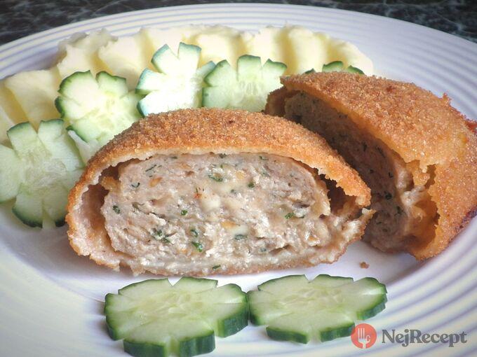 Recept Mletý holandský řízek s bramborovou kaší