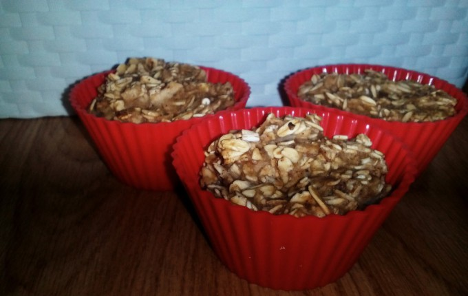 Recept Fitness muffiny