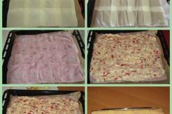 Příprava receptu Sýrová plněná roláda, krok 2