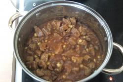 Recept Kuřecí soté na mexický způsob s grilovanou mrkví