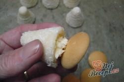 Příprava receptu Kokosoví tučňáci, krok 3