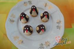 Příprava receptu Kokosoví tučňáci, krok 10