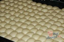 Příprava receptu Dukátové buchtičky s vanilkovým krémem, krok 1