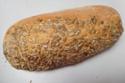 Příprava receptu Krekry ze slunečnicového vitachlebíku, krok 1