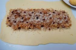 Příprava receptu Křehký jablkový závin, krok 4