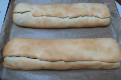 Příprava receptu Křehký jablkový závin, krok 8