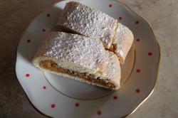 Příprava receptu Křehký jablkový závin, krok 12