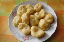 Příprava receptu Tvarohové knedlíky s jablky, krok 6