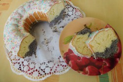Příprava receptu Jednoduchá bábovka s mákem, krok 6