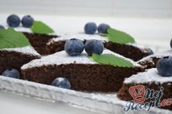 Příprava receptu Jablkovo-kakaová buchta, krok 3