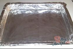 Příprava receptu Tvarohový zákusek s roládkami, krok 5