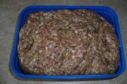 Příprava receptu Karbenátky na grilu, krok 1