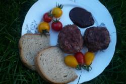 Příprava receptu Karbenátky na grilu, krok 4