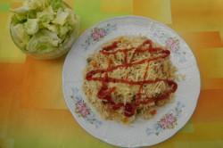 Příprava receptu Rizoto s kuřecím masem a zeleninou, krok 4