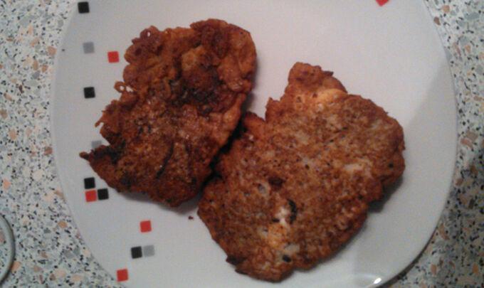 Recept Kuřecí prsa v bramboráku