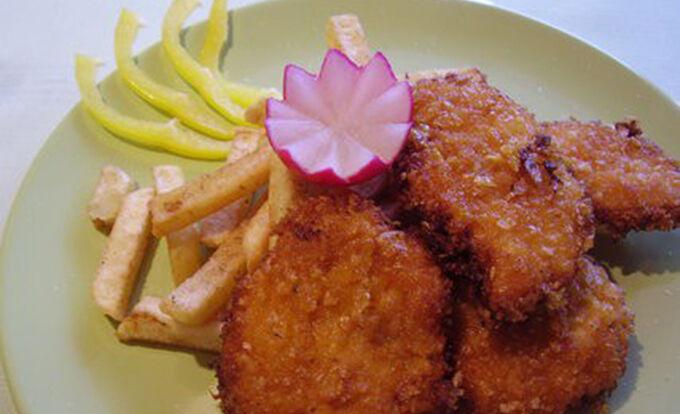 Recept Kuřecí maso v cornflakes