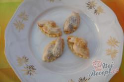 Příprava receptu Oválky s karamelovým krémem, krok 9