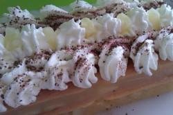 Příprava receptu Nepečený ananasový zákusek, krok 1