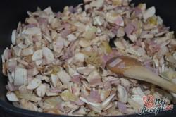 Příprava receptu Zapečené těstoviny s bešamelem, krok 3