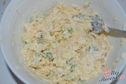 Příprava receptu Pomazánka z uzeného sýra, krok 2