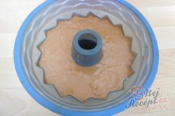 Příprava receptu Kakaová bábovka s tvarohem, krok 4