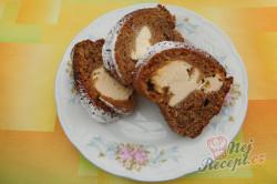 Příprava receptu Kakaová bábovka s tvarohem, krok 8