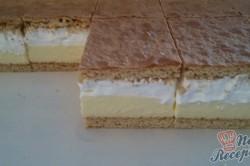 Příprava receptu Lahodné medové řezy FOTOPOSTUP, krok 9