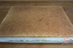 Příprava receptu Lahodné medové řezy FOTOPOSTUP, krok 8