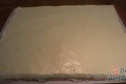 Příprava receptu Lahodné medové řezy FOTOPOSTUP, krok 5