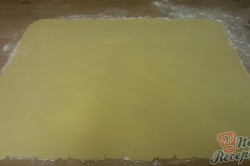 Příprava receptu Lahodné medové řezy FOTOPOSTUP, krok 2