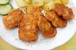 Příprava receptu Kuřecí rarášci v pivním těstíčku, krok 10