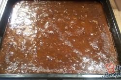 Příprava receptu Čokoládový zákusek bez mouky, krok 7